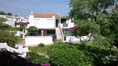 Photo for Artist bungalow in a closed condominium, about 700 m from the sea on foot