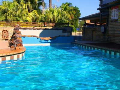 Photo for Family Fun by the Pool -  Deluxe Twin Room 5