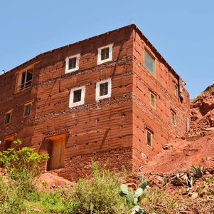 Photo for La Grande Berce Solidarity lodging near the Plate of Yagour, High Atlas