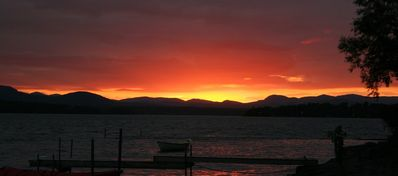 Photo for Cherished family camp, lakeside, sunsets, recreation, tranquil