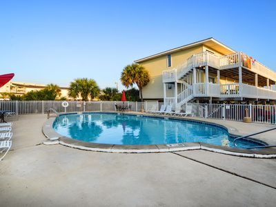 Photo for Use code SPRINGFUN2019 & save $$ online~Deeded Beach Access! Cute Unit!!!