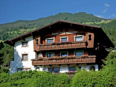 Photo for Alluring Apartment in Hart im Zillertal with Mountain View