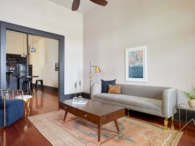 Photo for Quaint 2BR in The Bywater by Sonder
