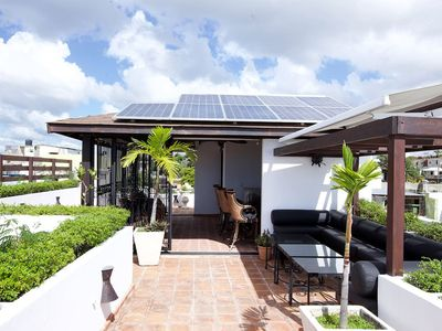 Photo for ☀ 90% Green Space ☀ Rooftop Lounge ♥ Ocean Views