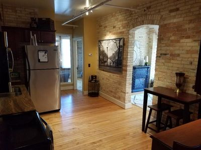 Photo for Historic Top Floor Condo~Sleeps 4~The Village at Grand Traverse Commons