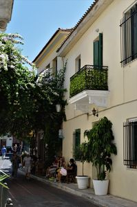 Photo for Athenian niche in Plaka