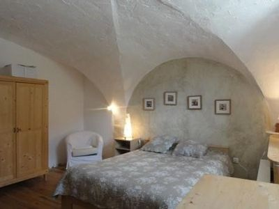 Photo for Spacious renovated apartment in an old sheepfold. Nice village