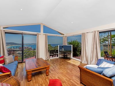 Photo for Modern Family Escape - 56 Scenic Highway, Terrigal