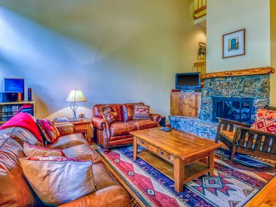 Photo for Fantastic family getaway next to the Vail Racquet Club - close to the slopes!