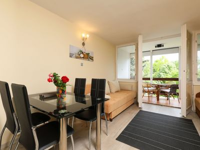 Photo for Nice apartment for 3 guests with TV, balcony and pets allowed