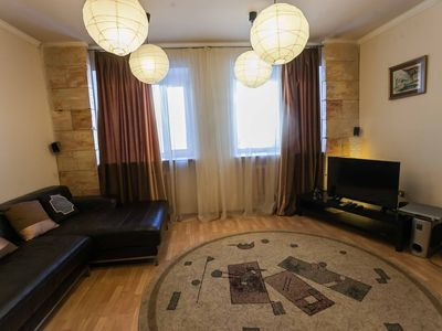 Photo for 2 room large bright apartment