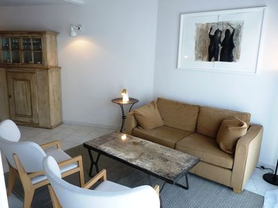 Photo for Cannes Apartment, Sleeps 4 with Air Con and WiFi