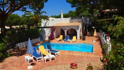 Photo for Dunas Douradas Villa with Private Pool, WiFi and Air-Con V562