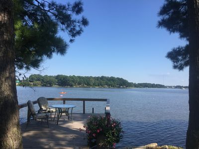 Photo for Beautiful Waterfront Cottage near Downtown Norfolk- Peaceful Relaxing Water View