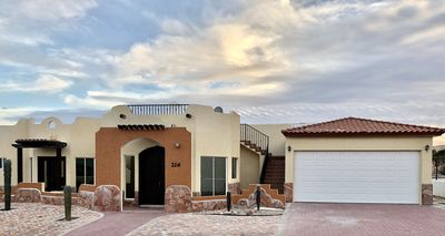 Photo for Los Sahuaros House in Gated Community 400 feet to the Nice Beach