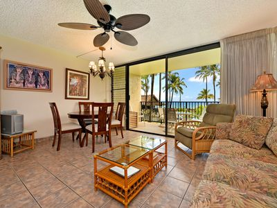 Photo for What's not to Love about this 2nd Floor 2 Bedroom condo at Papakea Beach Resort