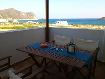 Photo for Holiday apartment Antiparos for 4 - 6 persons with 2 bedrooms - Holiday house