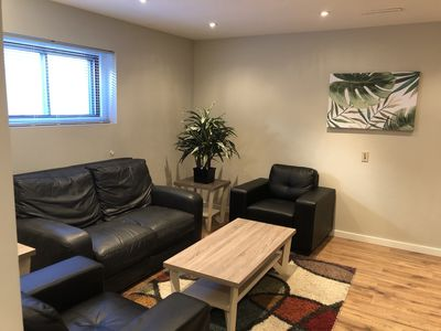 Photo for Homey 3-Bedroom Suite in Calgary's Finest Location!