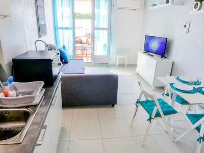 Photo for Apartment March Land 2 in La Grande Motte - 4 persons, 1 bedrooms