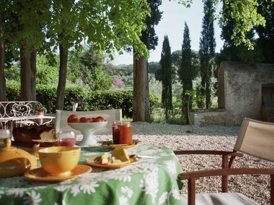 Photo for CHARMING FARMHOUSE in Lourmarin with Pool & Wifi. **Up to $-1647 USD off - limited time** We respond 24/7