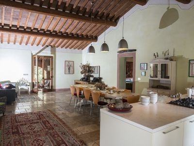 Photo for Podere Rosignano beautiful house in Tuscany