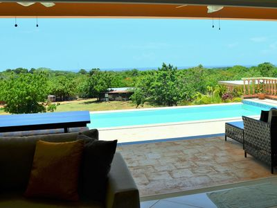 Photo for Villa Vista Hermosa Three Bedrooms With Fantastic Ocean View