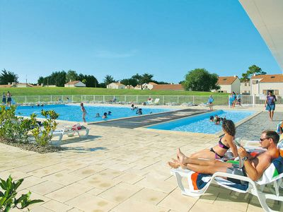 Photo for Apartment Les Grands Rochers  in Olonne - sur - Mer, Vendee - 4 persons