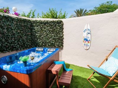 Photo for Vacation home Melocotones II 59  in Maspalomas, Gran Canaria - 4 persons, 2 bedrooms