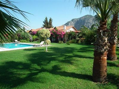 Photo for 3 BEDROOM VILLA WITH PRIVATE POOL CLOSE TO THE TOWN CENTRE AND THE BEACH