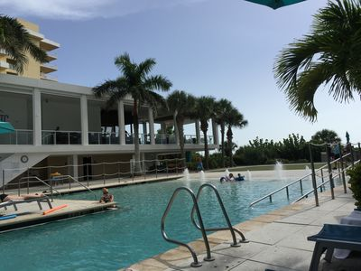 Photo for Crystal Shores Marriott Gulf Front High Floor Marco Island Property