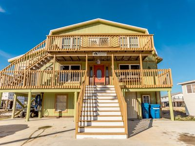 Photo for 4 bedroom Beach House.  Walk to the Beach!
