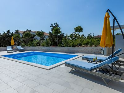 Photo for Double Room with Pool and Balcony