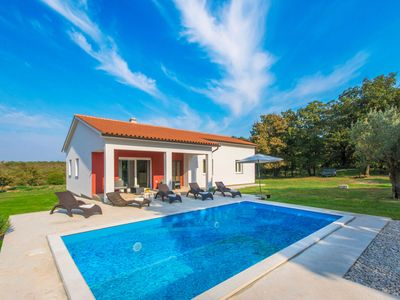Photo for 2000 square meters of private and secure garden, true tranquility and only 15 km from the sea