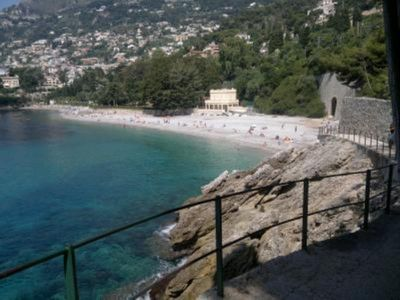 Photo for apartment/ flat - Roquebrune-Cap Martin