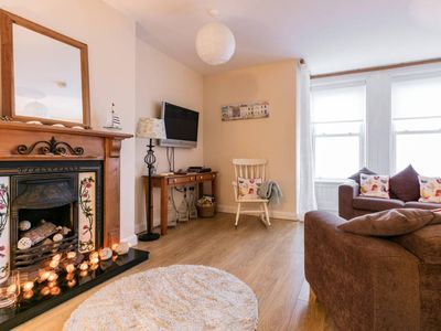 Photo for Ahoy3 Is A Lovely First Floor Apartment Boasting A Sea View Of Belfast Lough