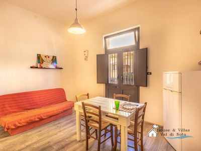 Photo for In the historic center of Avola, wifi, air conditioning, large bedroom.