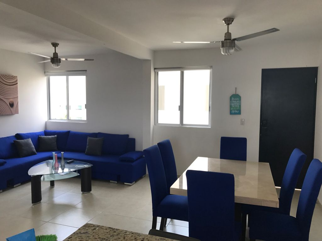 two bedroom condo. Property Image 5 TWO BEDROOM CONDO 10 MIN AWAY FROM THE BEACH  Playa del Carmen
