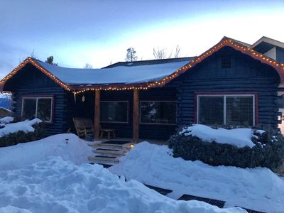 Photo for Original Lake Dillon Cabin - In Town and Pet Friendly!