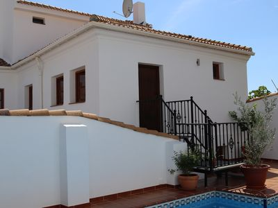Photo for Apartment on outskirts of Illora with Private Swimming Pool.