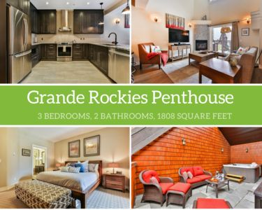Photo for Rockies Rentals: Luxury Penthouse with Private Hot Tub, Stunning Mountain Views