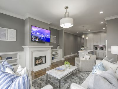 Photo for SPECIAL OFFER! #6 of 6 homes TOGETHER! Luxury in PRIME LOCATION w/ Rooftop Deck!
