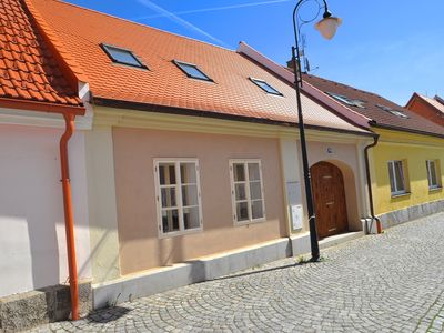 Photo for City apartment in the historical city center in South Bohemia