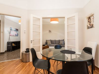 Photo for Elegant & Comfortable flat |TOP Acropolis Location