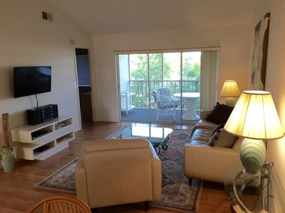 Photo for Clean Fresh and Bright 2 BR Naples Condo Minutes from 5th Ave S and Beaches