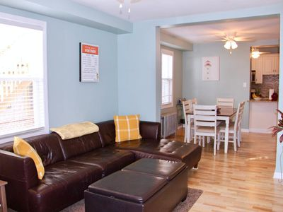 Photo for NEW!! 10 minute drive to Atlantic City!! 3 bed, 1.5 bath townhouse sleeps 7!!!
