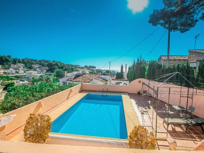 Photo for Maurice - sea view villa with private pool in Costa Blanca
