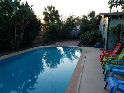 Photo for Melbourne (Heated) Pool Home Sleeps 10 4 bed/2bath