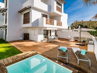 Photo for GH-Beautiful 2 bedroom apt with small pool - Apartment for 4 people in Estepona