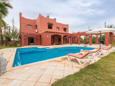 Photo for 3BR House Vacation Rental in Marrakech, Marrakech