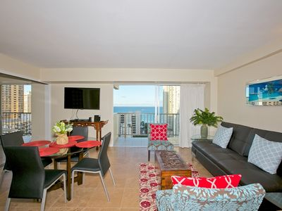 Photo for Elegant, Luxury, 3BR With Great Ocean View- Walk To Beach